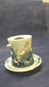 新作茶香炉